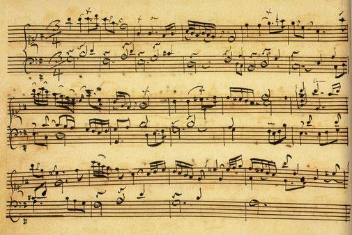 変奏曲で有名なバッハのゴルトベルク