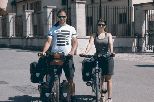 Abenteuerzeilen, blogger, bike to Spain