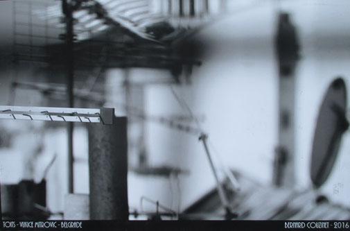 2. Belgrade  Photographie  34 x 50 cm.  2012