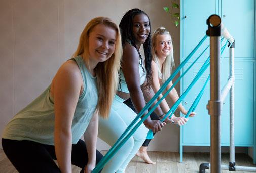 Booty Barre Workout is de workout om in 8 weken mooiere rondere billen te trainen, de les is geschikt voor iedereen.