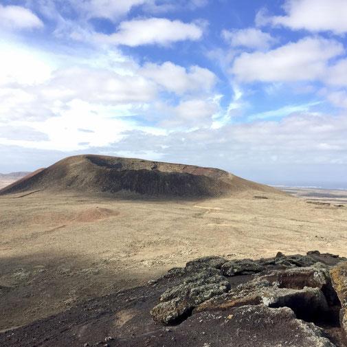 Fuerteventura, Kanaren, Vulkan, Weihnachtsferien, MTB, Fully