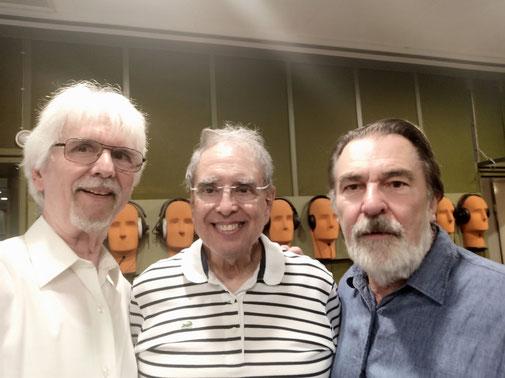 Manfred Deppe, rec, José Gallardo, tromb, Friedhelm Schulz, studio