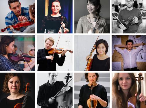 Lernen Sie Geige oder Cello über Skype oder Facetime