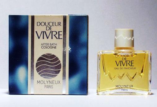 DOUCEUR DE VIVRE - MINIATURE AFTER BATH COLOGNE