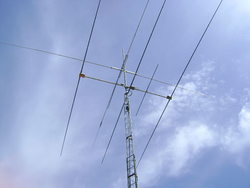 Antenne IZ8JAI