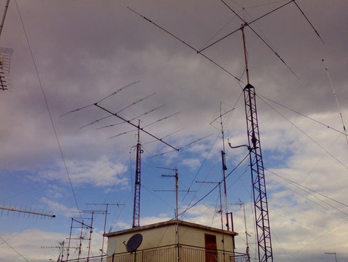 Antenne I8IGS Giovanni R.C.