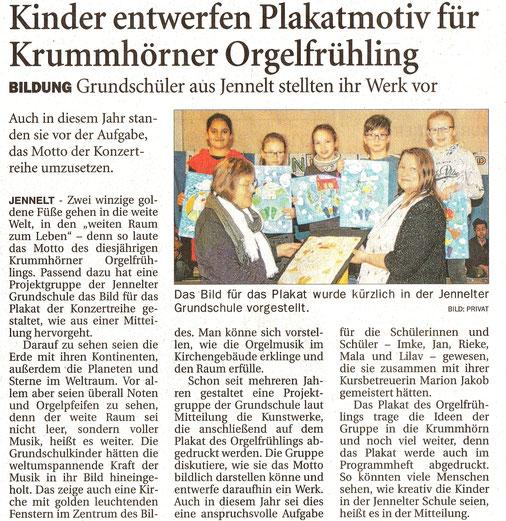 Ostfriesenzeitung 14.02.2019
