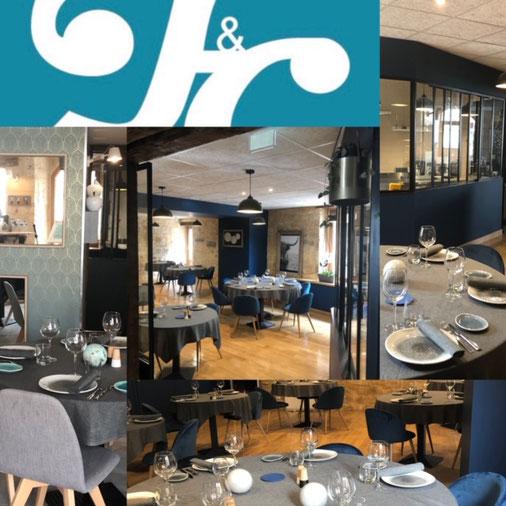 Restaurant gastronomique du Lot