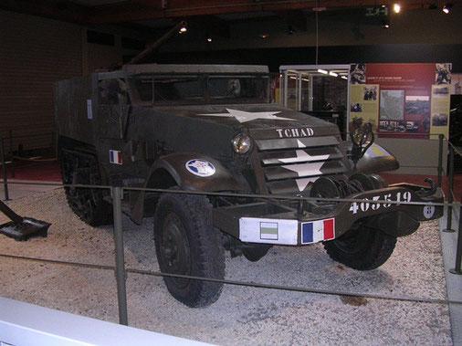 M2 Halbkette der freien Franzosen.