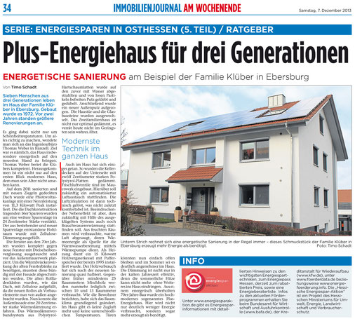 Plus-Energiehaus Fulda