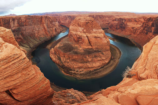 Horseshoe Bend des Colorado River
