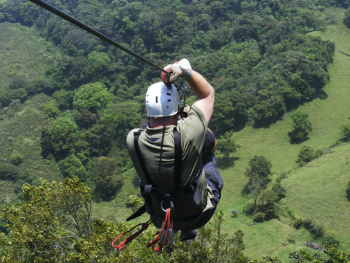 Thats me..... Phil in Monteverde 2010