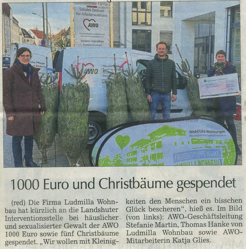 Quelle: Landshuter Zeitung 17.12.2020
