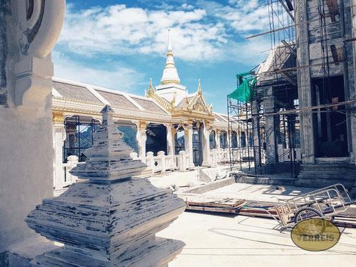 Tempel in Krabi
