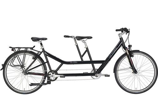 Tandem – Lydias Fahrradverleih auf Sylt