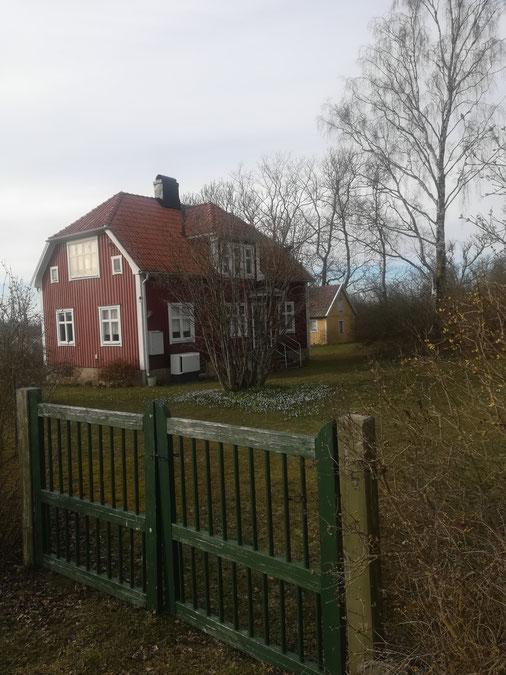 Was will man mehr?- Ein Schwedenhaus auf Öland!