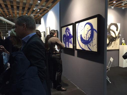 art up, lille, artiste coréenne, galerie du sud de la france