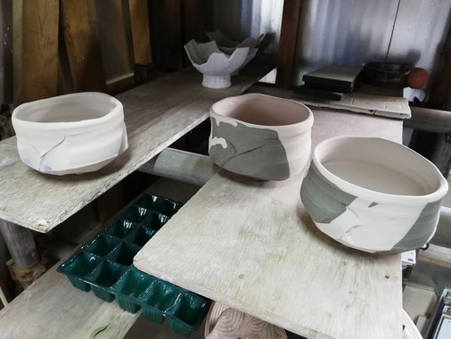 陶芸家のブログ 陶芸家 陶芸 笠間焼き 抹茶碗