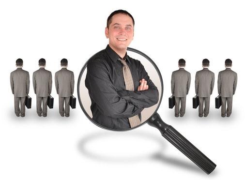 Beratung zur Relativierung von Personalauswahl-Entscheidungen. Gefahren und Schäden vermeiden. Eigene Entscheidungen hinterfragen. Gehen Sie auf Nummer sicher!