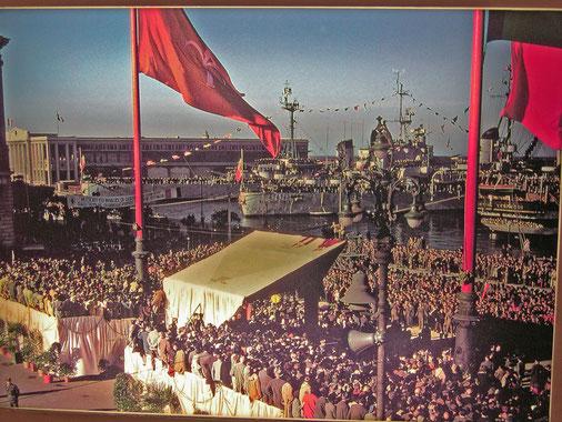 Trieste, 4 novembre 1954