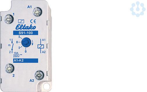 Eltako Stromstoßschalter S91-100-230V