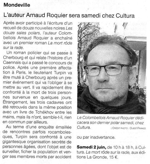 Ouest-France - 1er juin 2018