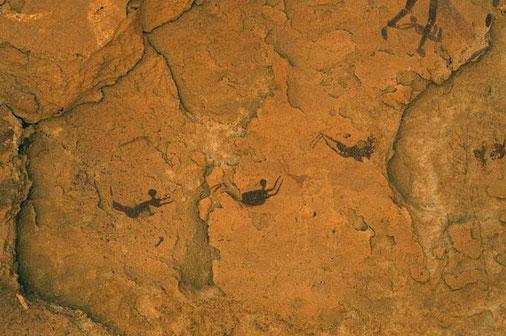 Cueva de los Nadadores