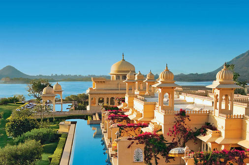 CheckEinfach | The Oberoi Udaivilas Udaipur