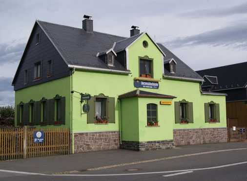 Bild: Wünschendorf Erzgebirge Bornwaldschänke