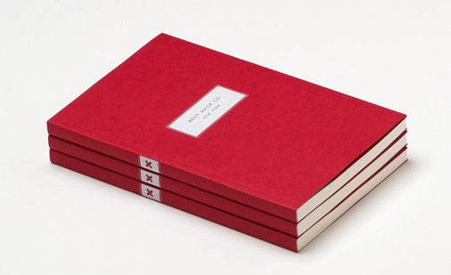 Best Made Company Famous Red Notebook