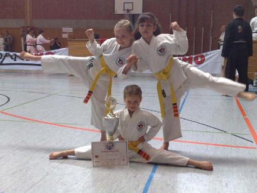 08. Munich Open 2008 Neufahrn - TOWASAN Karate Schule München