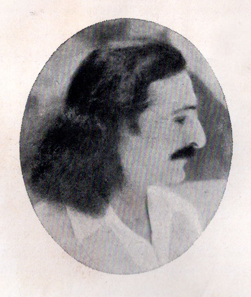 Meher Baba in 1932