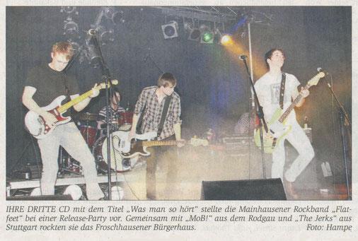 Offenbach Post, 3. Mai 2010