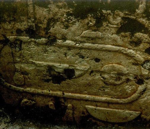 Le cartouche de Mentouhotep II. Photo : Ahramonline