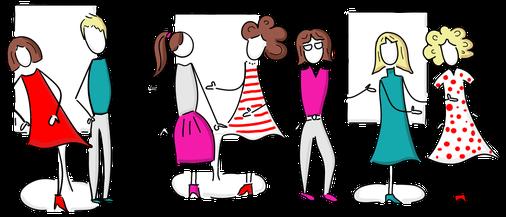 Claudia Karrasch, Seminar, Training, Coaching, Schulung, Webinar, Online-Training, Bonn, Telefontraining, Kundenservice, Team und Führung, Visualisieren, Flipchart, Kollegen/innen
