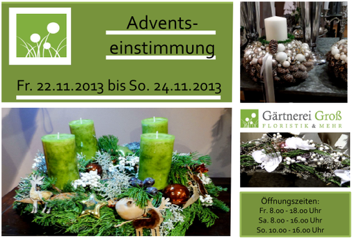 Adventsausstellung 2013