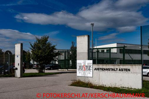 Feuerwehr; Blaulicht; Fotokerschi.at; Brand; Justizanstalt; Asten