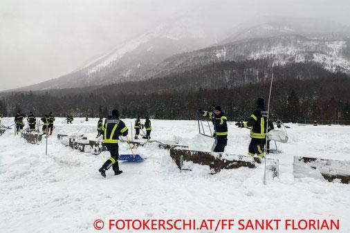 © FOTOKERSCHI.AT/Freiwillige Feuerwehr Sankt Florian