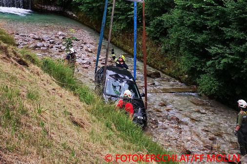 © FOTOKERSCHI.AT/Freiwillige Feuerwehr Molln