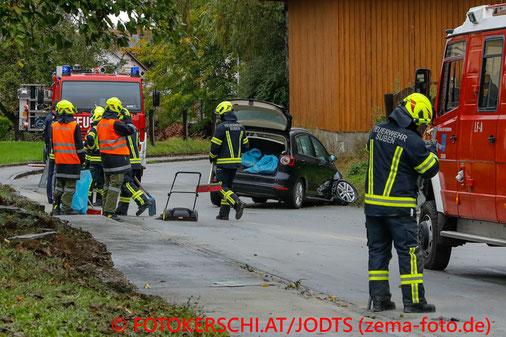 Feuerwehr; Blaulicht; Fotokerschi.at; Unfall; FF Suben;