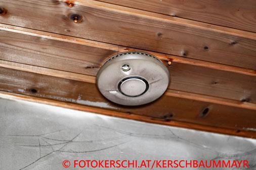 Feuerwehr, Blaulicht, Fotokerschi.at, Brand, Zimmer, Rauchmelder, Linz