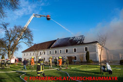© FOTOKERSCHI.AT/Freiwillige Feuerwehr St. Florian