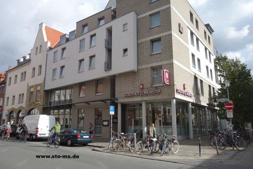 Das Stadthotel, vormals Kolpinghaus