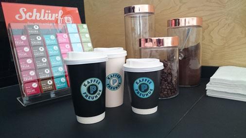 Unsere Kaffee- und Teespezialitäten