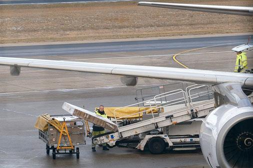 Fahrräder per Flugzeug transportieren, Radreise ins Ausland