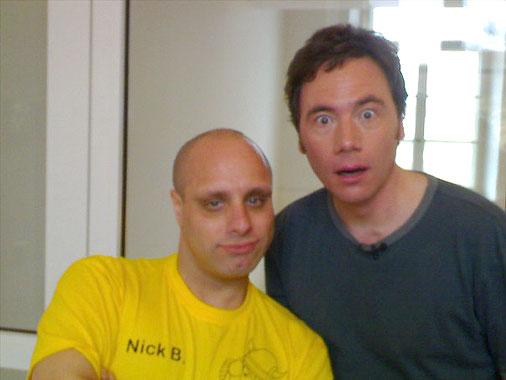 Nick und Bully Herbig