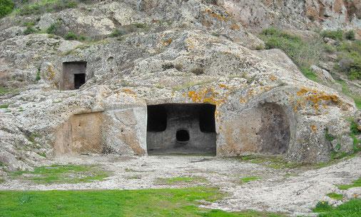 Hypogäum Sardinien Megalithik Studienreise