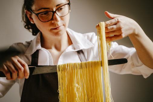 maccheroncini pasta campofilone IGP artigianale PastaVale