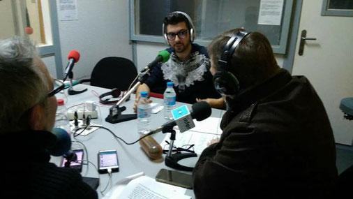 Fotografía Némesis Radio