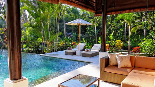 North Bali villa for rent with 3 bedrooms. Villa for rent by owner